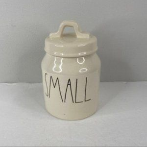 """Rae Dunn """"Small"""" Cannister NEW"""